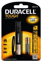 Duracell Tough LED Keychain Torch - AAA